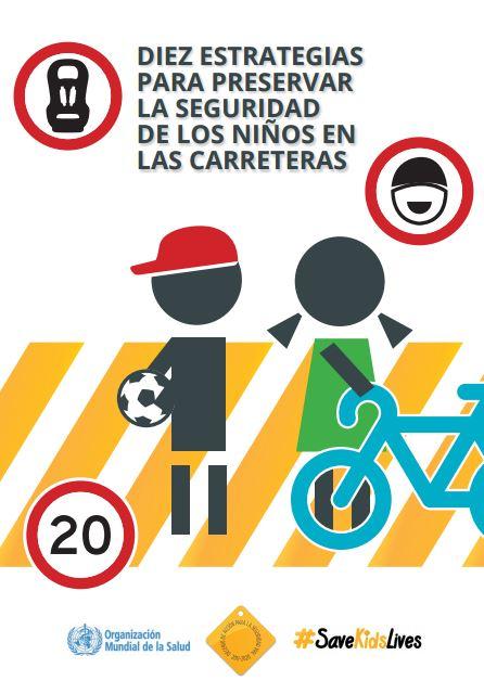 10estrategiasseguridad niños en carretera